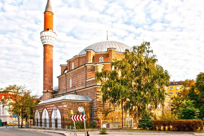 Banya Bashi Mosque Sightseeing Sofia