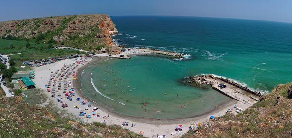 Black Sea coast Bulgarian